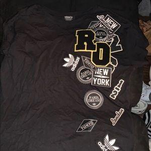 Rita Ora Adidas T-Shirt